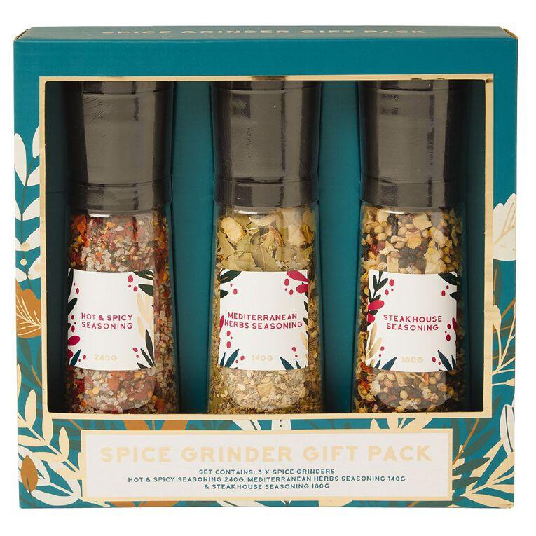 Spice Grinder Gift Pack, , hi-res