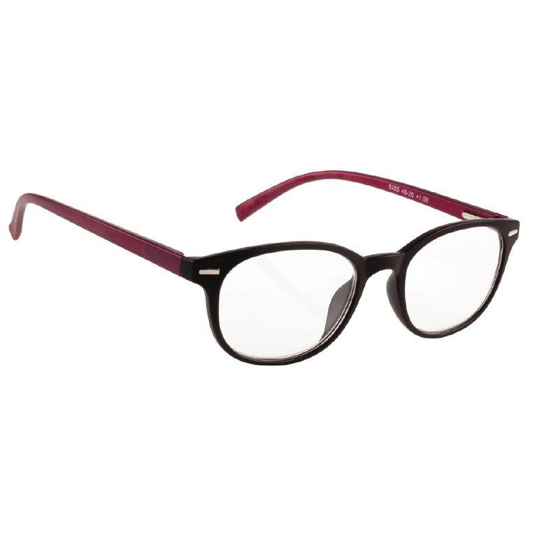 Focus Reading Glasses Elegant Power 1.00, , hi-res