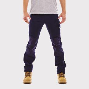 Tradie Men's Slim Fit Flex Cargo Pants