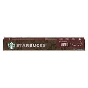 Starbucks Nespresso Coffee Capsule Italian Roast 10 Pack