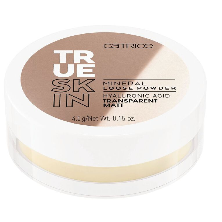 Catrice True Skin Minteral Loose Powder 010, , hi-res