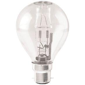 Edapt Halogena B22 Fancy Light Bulb 42w Clear