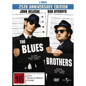 Blues Brothers Special Edition DVD 2Disc