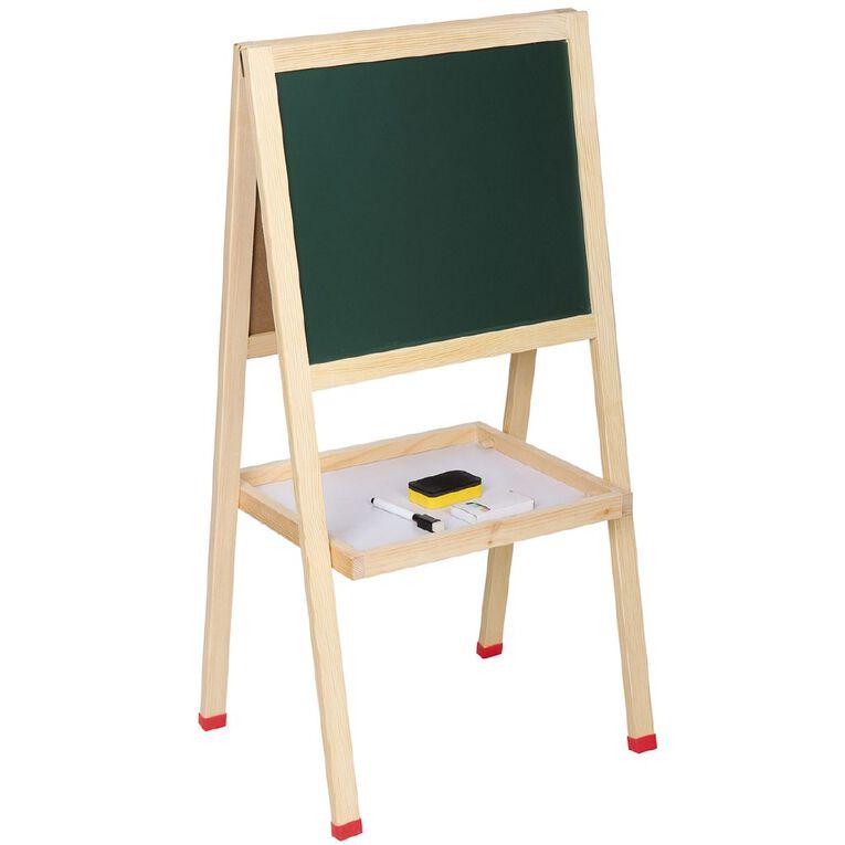 Play Studio 2-in-1 Wooden Activity Board, , hi-res