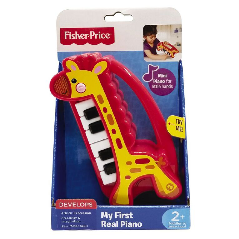 Fisher-Price My First Real Piano, , hi-res