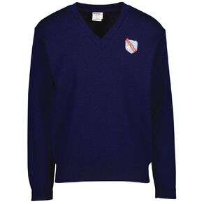 Schooltex South Otago High Jersey with Embroidery