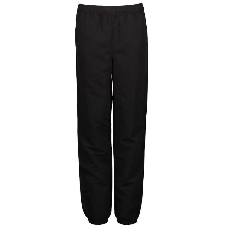 Young Original Boys' Microfibre Pants, Black, hi-res