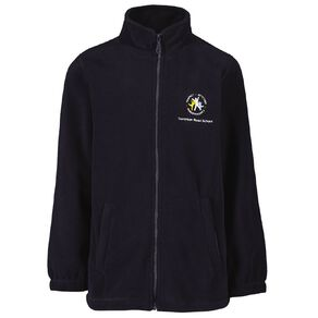 Schooltex Dominion Road Polar Fleece Jacket with Embroidery