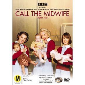 Call The Midwife Season 2 DVD 3Disc
