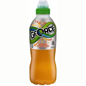 Gforce G Force Orange Mandarin 750ml