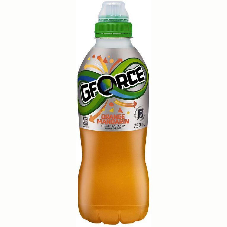 Gforce G Force Orange Mandarin 750ml, , hi-res