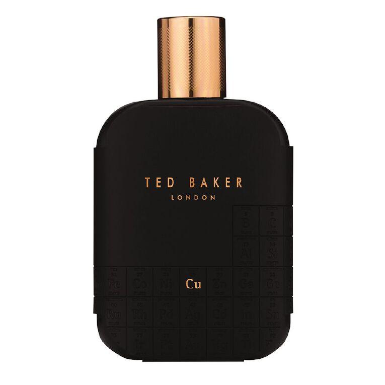 Ted Baker Travel Tonics Cu Eau de Toilette 100ml, , hi-res