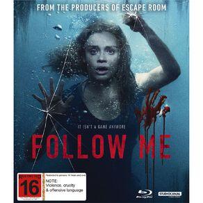 Follow Me (2020)  Blu-ray 1Disc