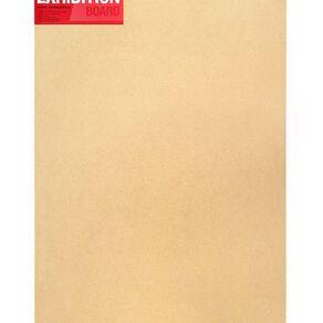 DAS Exhibition 2in Hardboard 24 x 36in Brown