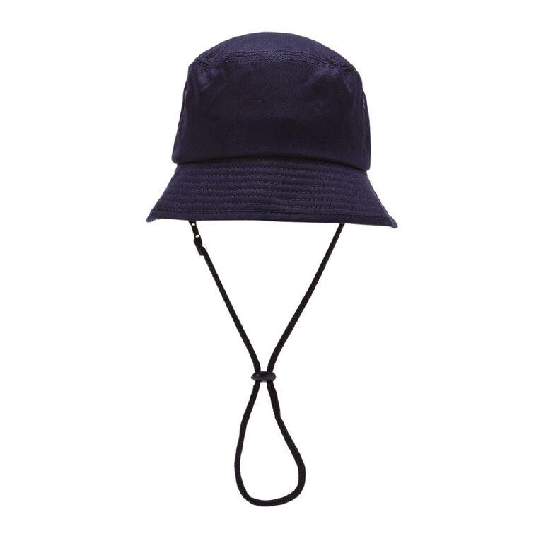 Young Original Kids' Bucket Hat, Navy, hi-res