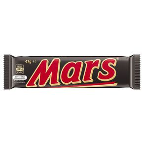 Mars Chocolate Bar 47g
