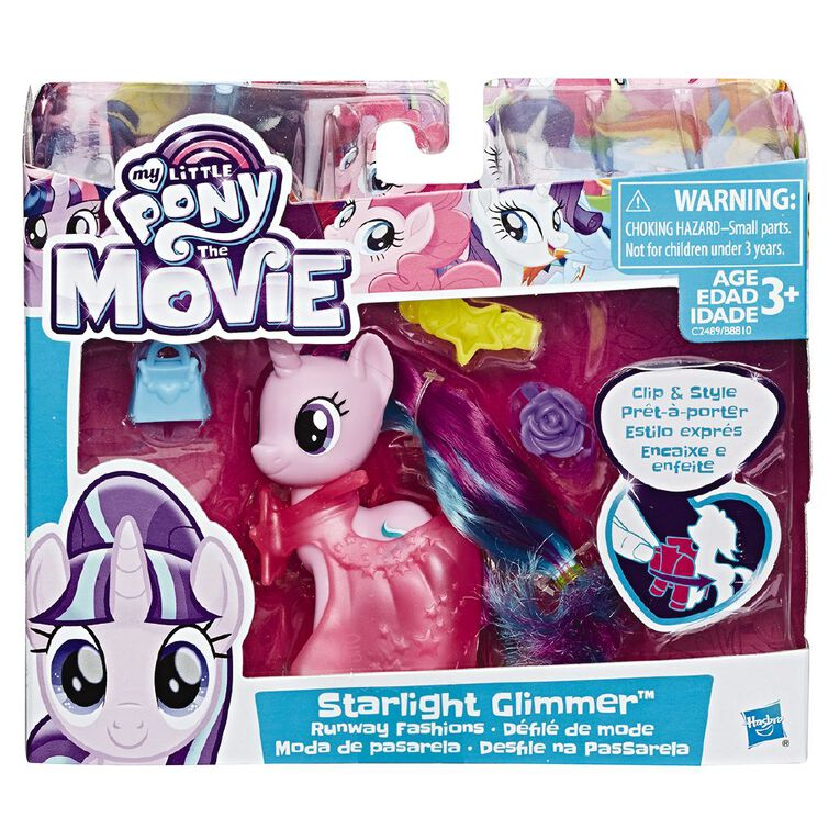 My Little Pony Pony Friends Fashion Assorted, , hi-res image number null