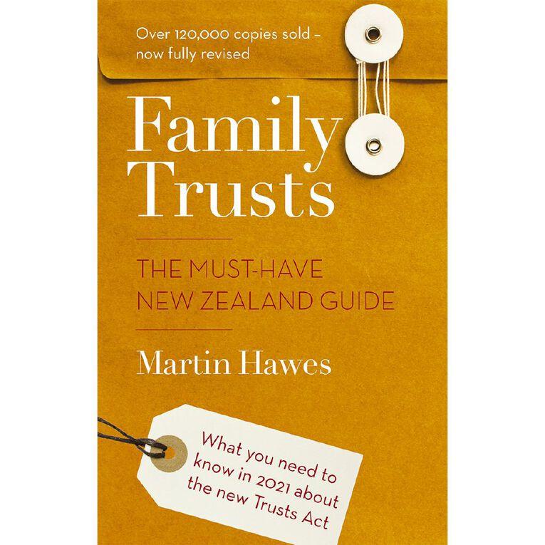 Family Trusts - Revised and Updated by Martin Hawes, , hi-res image number null