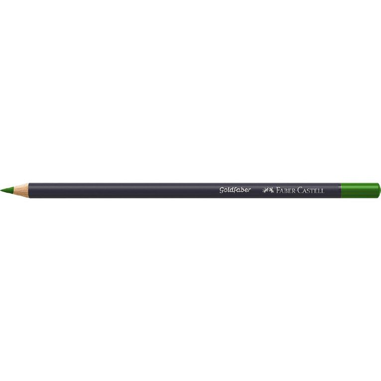 Faber-Castell Colour Pencil Goldfaber Col166 - Grass Green, , hi-res