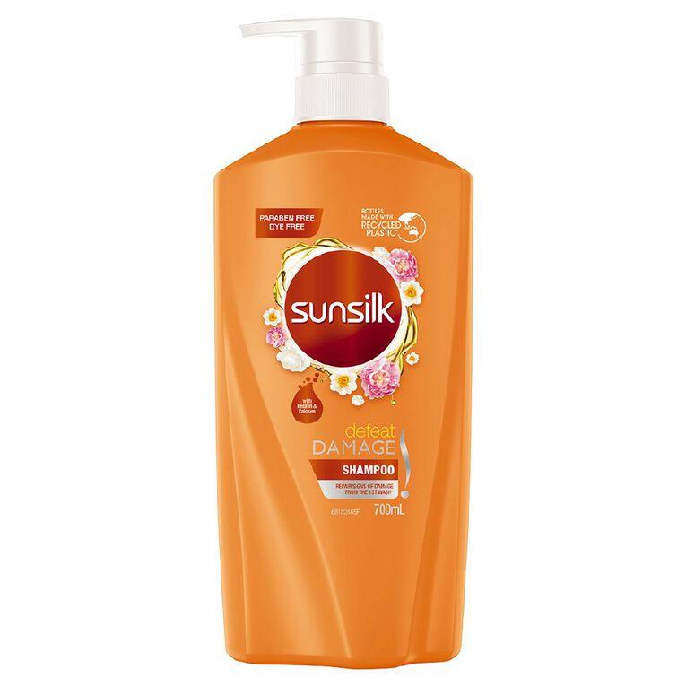 Sunsilk Shampoo Damage Reconstruction 700ml, , hi-res