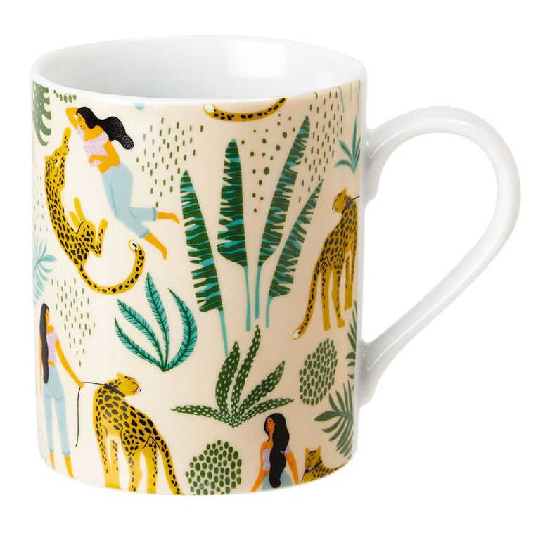 Living & Co One with Nature Mug, , hi-res