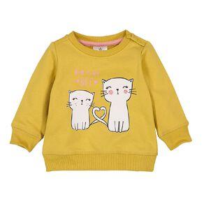 Young Original Printed Sweatshirt
