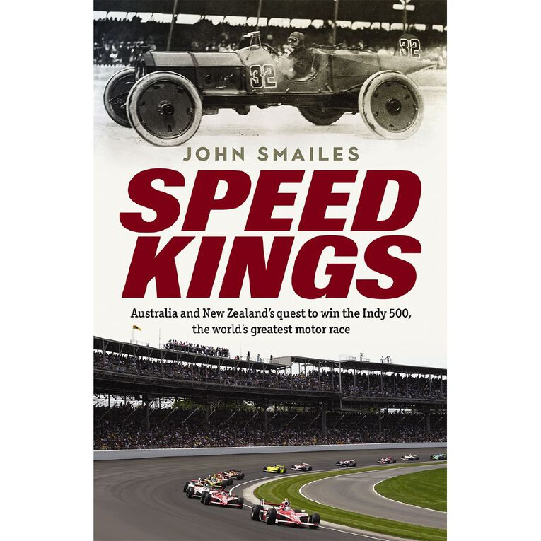 Speed Kings by John Smailes, , hi-res