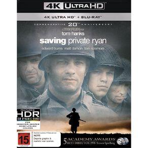 Saving Private Ryan 4K Blu-ray 2Disc