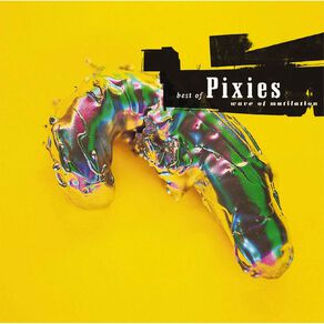 Best of LP by The Pixies 2Record