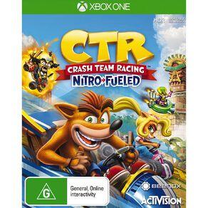 XboxOne Crash Team Racing