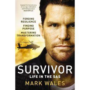 Survivor by Mark Wales