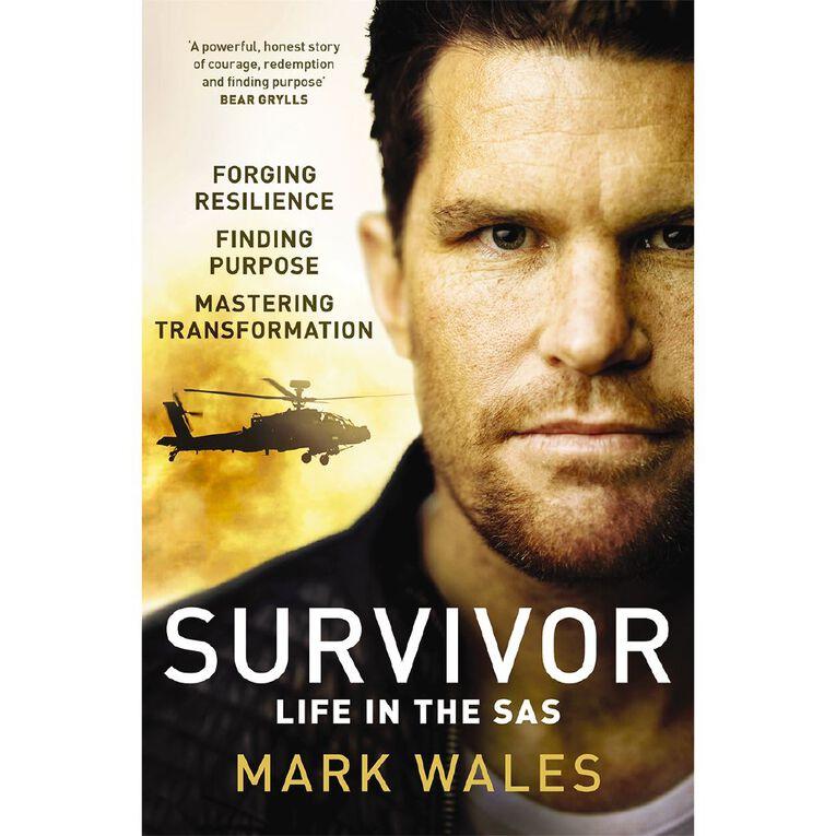 Survivor by Mark Wales, , hi-res