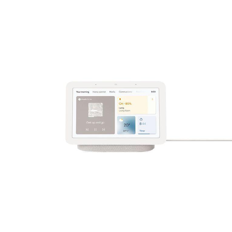 Google Nest Hub Chalk Gen 2, , hi-res