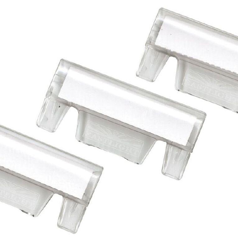 Accoflex Suspension File Top Tab Kit 25 Pack Clear, , hi-res