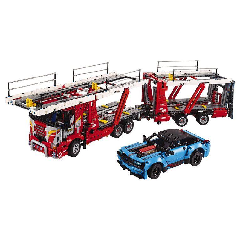 LEGO Technic Car Transporter 42098, , hi-res