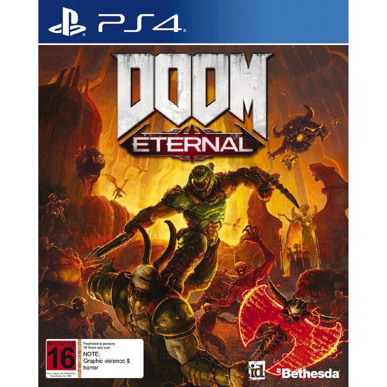 PS4 DOOM Eternal, , hi-res