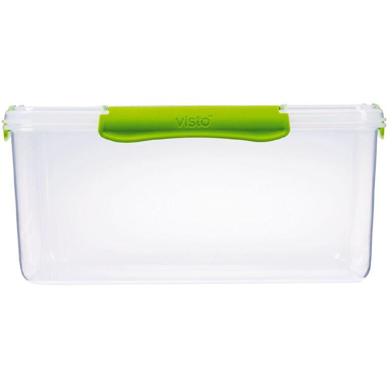 Visto Fresh Storage Container Clear 5.8L, , hi-res