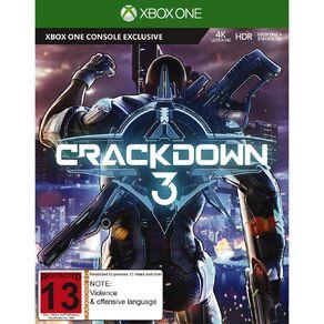 XboxOne Crackdown 3