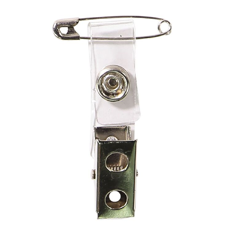 WS PVC Strap with Pin and Clip 10 Pack, , hi-res