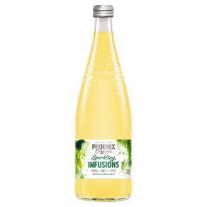 Phoenix Organic Sparkling Infusions Watermelon Limeflower & Apple 750ml