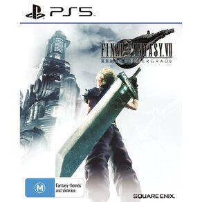 PS5 Final Fantasy VII HD Remake Intergrade