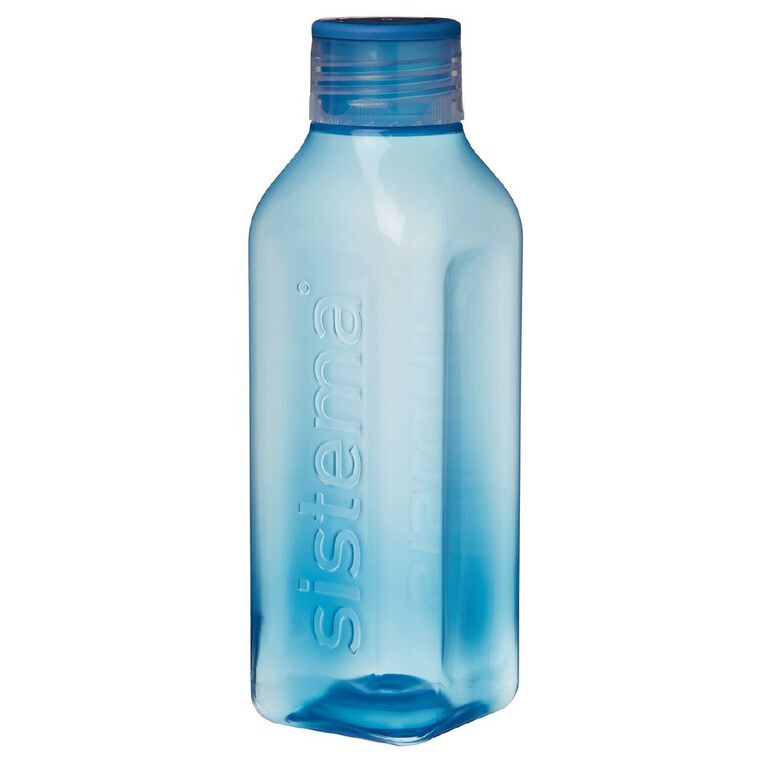 Sistema Square Bottle Assorted 1L, , hi-res