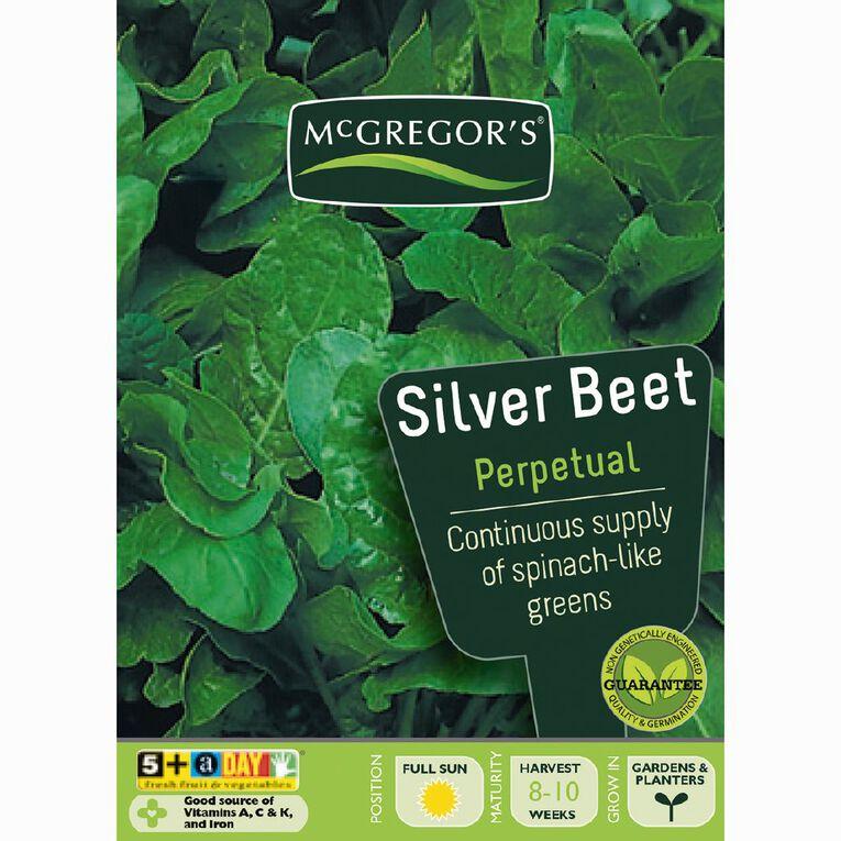 McGregor's Perpetual Silverbeet Vegetable Seeds, , hi-res