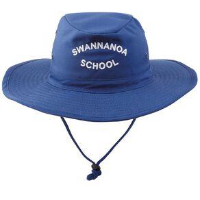Schooltex Swannanoa Aussie Hat with Embroidery