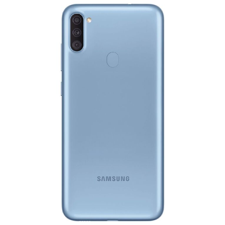 2degrees Samsung Galaxy A11 32GB Blue, , hi-res image number null