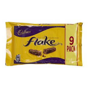 Cadbury Flake 20g 9 Pack