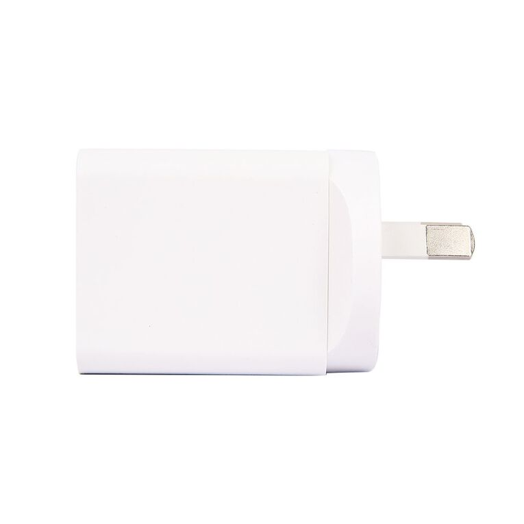 Tech.Inc Wall Charger 1A White, , hi-res