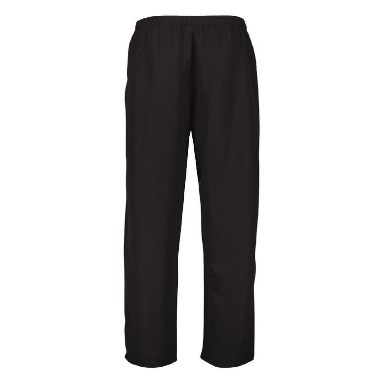 Active Intent Men's Plain Pant, Black solid, hi-res
