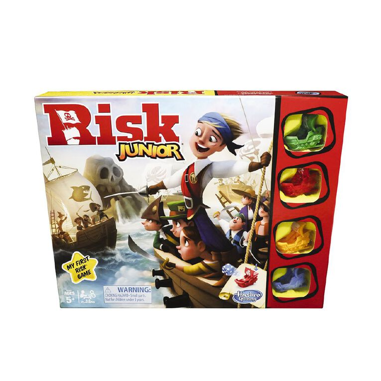Game Risk Junior, , hi-res