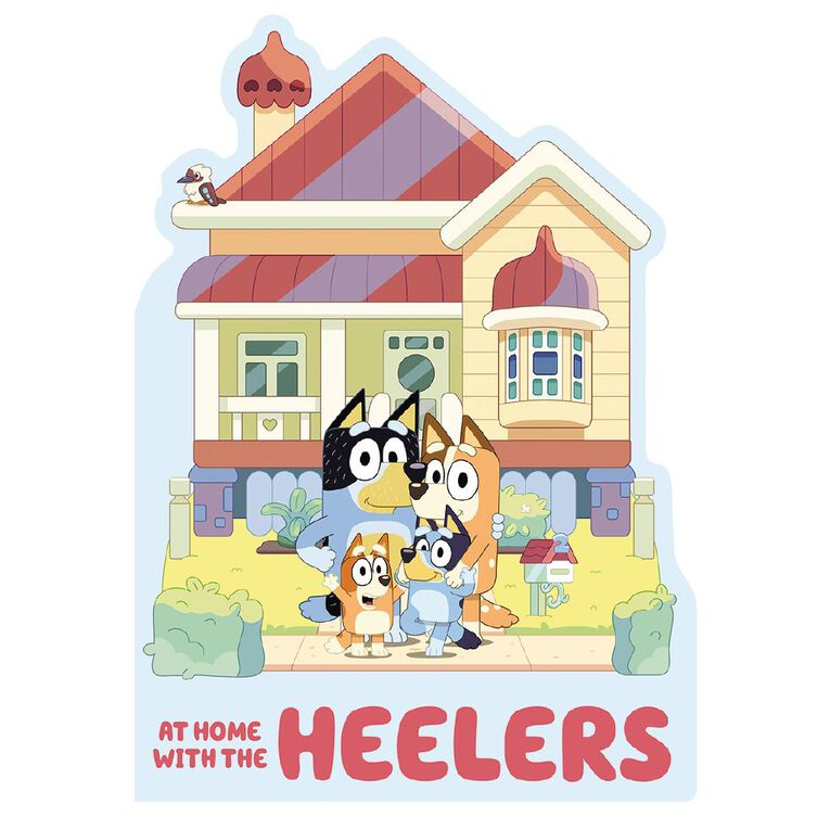 Bluey: At Home with the Heelers, , hi-res